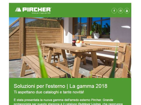 Pircher Newsletter