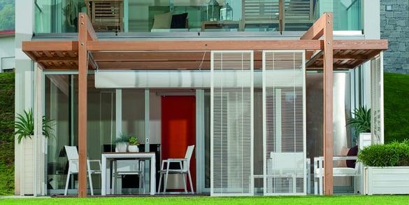 La casa di Elisabetta: Design ed eleganza a contatto con la natura.
