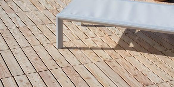 Holzböden für den Außenbereich