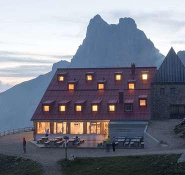 Mit Architektur zum Gipfelerfolg