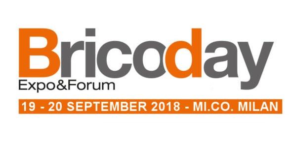 Bricoday 2018 a Milano