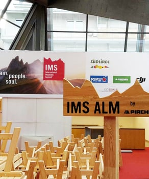 Pircher partners up with the International Mountain Summit