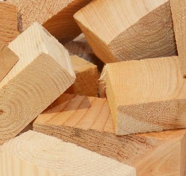 Riscaldare con il legno