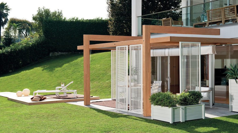 Outdoor Living <br> Lösungen für den Außenbereich
