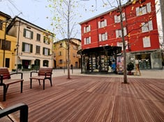 Piazza XXIV Maggio – Reggio Emilia
