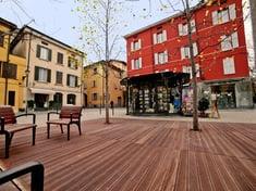 Place XXIV Maggio - Reggio Emilia