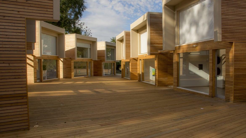 Lösungen aus Holz für Ihren Geschäftsbetrieb