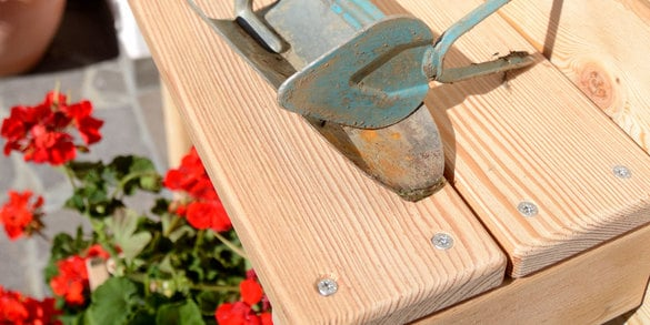 Farbe und Komfort für den Garten
