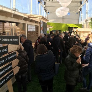 Onda Winter Village con prodotti Pircher