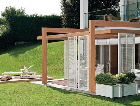 Pircher Wooden Garden Furniture