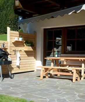 #Garten und Terrassen: Kreative Ideen für Einrichtungen und Zubehör