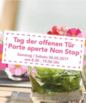 Tag der offenen Tür in Niederdorf