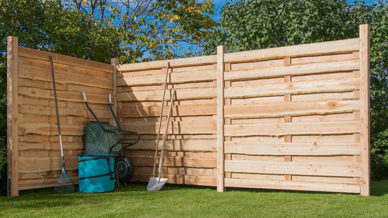 Pircher recinzioni in legno for Recinzioni giardino legno