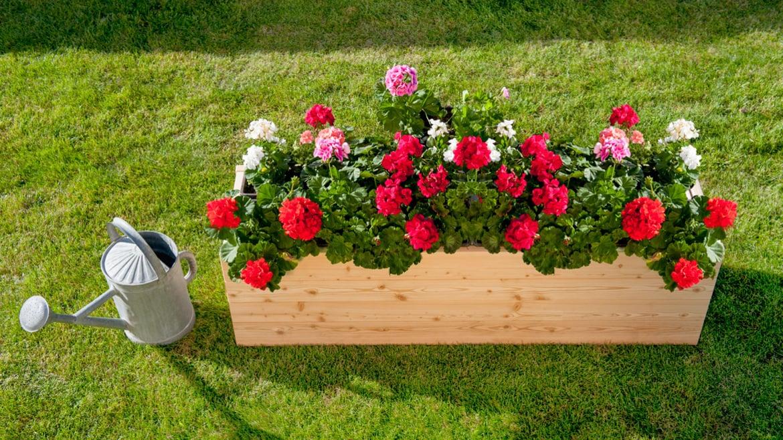 Fioriere pircher oberland spa - Fioriere in legno per giardino ...