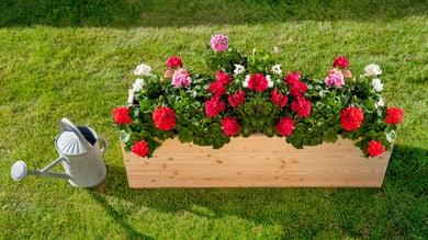 Pircher giardino in legno - Fioriere in legno per giardino ...