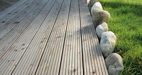 Pavimentazione Da Giardino In Legno : Pircher pavimenti esterni in legno