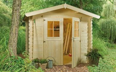 Casette da giardino pircher oberland spa - Ikea casette da giardino ...