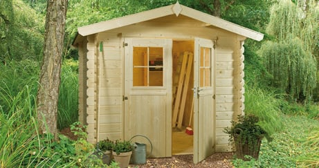 Casetta Giardino In Legno : Sorprendenti casette da giardino in legno